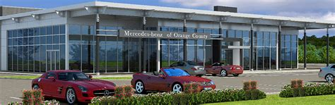 Mercedes In Ny mercedes of orange county is now open benzel busch