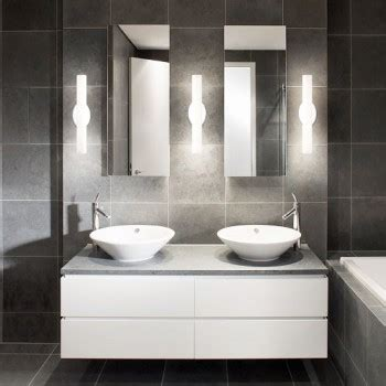 modern bathroom lighting fixtures modern lighting