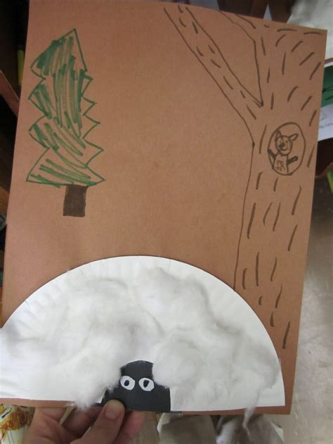 hibernation crafts for hibernation preschool