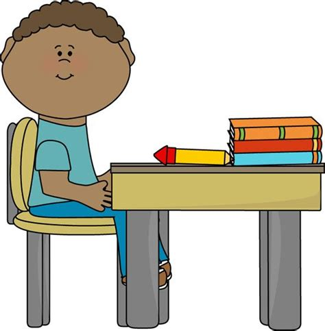 students in desks student in desk clipart 101 clip
