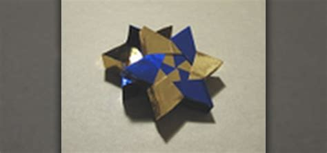 6 pointed origami how to origami a 6 pointed box for the holidays 171 origami