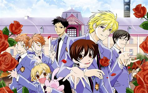 ouran highschool host club muryou anime wallpaper gt ouran high school host club