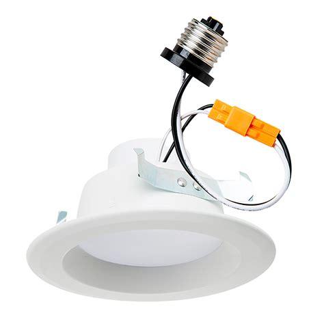 led can light bulbs retrofit led can lights for 4 quot fixtures 90 watt