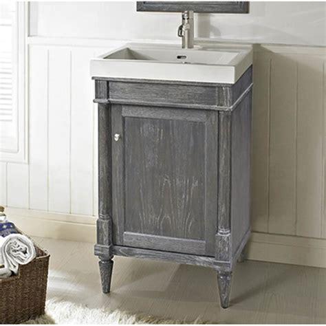fairmont designs bathroom vanities fairmont designs rustic chic 21 quot vanity silvered oak