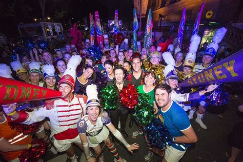 mardi gras lead clover to lead epic city of sydney march for mardi