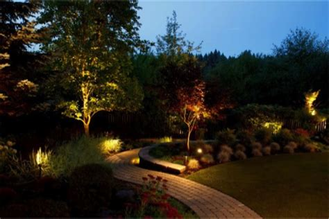 g landscape lighting what to consider when lighting up your landscape gro outdoor living