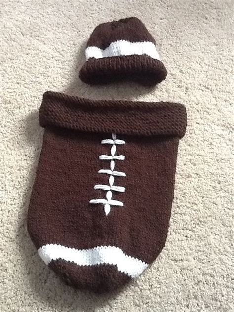 football knitting pattern momsourcing knitting baby football cocoon sack grand