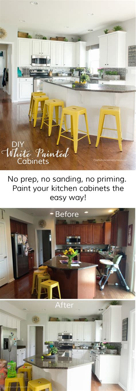 diy chalk paint kitchen craftaholics anonymous 174 how to paint kitchen cabinets