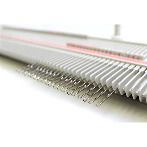 knitting machine lk150 silver reed lk150 knitting machine hobbycraft