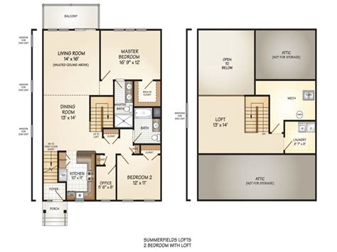 2 bedroom house floor plans 2 bedroom floor plan with loft 2 bedroom house simple plan