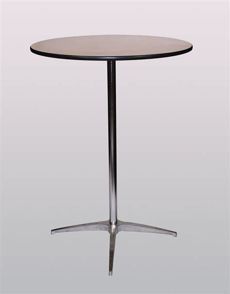 maywood dlorig42sq folding table 42 30 inch cocktail table tents and events wisconsin