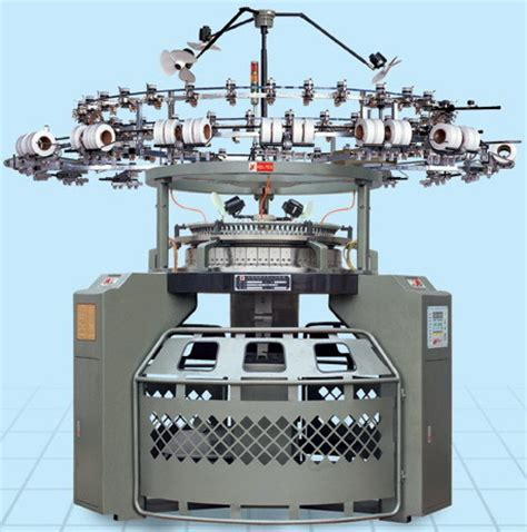 circular knitting machine china high precision single jersey circular knitting