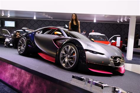 Citroen Survolt Price by 162 Mph 150 000 Citroen Survolt Photo Gallery