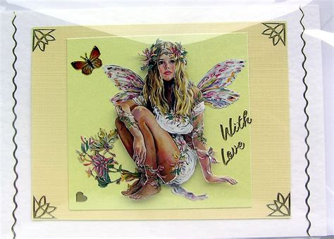 3d decoupage crafted 3d decoupage card with 1458 on