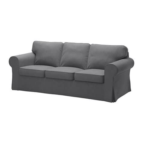 ikea slipcover sofa ektorp sofa nordvalla gray ikea
