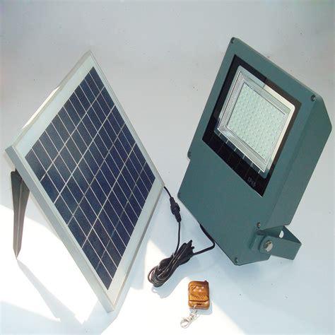 led solar flood light remote smd led solar flood light