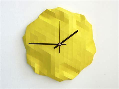how to make an origami clock origami clock16 fubiz media