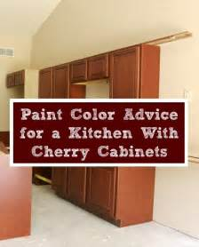 colors to paint a kitchen paint color advice for a kitchen with cherry cabinets