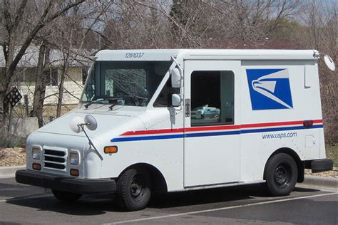 New Postal Truck by A Reformed Usps Could Pose A Threat To Ups And Fedex Once