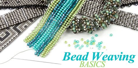 bead loom thread bead weaving basics starting ending and adding thread