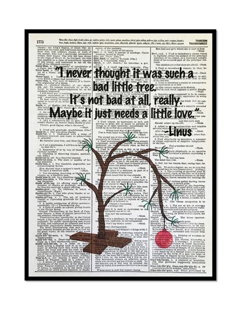 brown tree quote brown tree brown linus