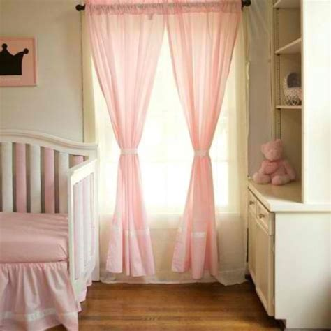 pink nursery curtains pink curtains for nursery oh baby oh baby