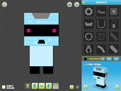 paper craft app create your own paper critters with this new papercraft