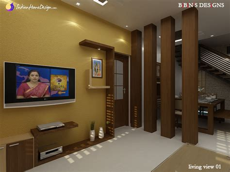 wooden floor living room designs modern living room with wooden partition design ideas by