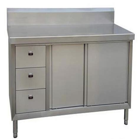 steel kitchen cabinet restaurant stainless steel cabinet commercial used