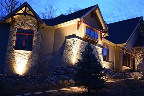 mike s landscape lighting outdoor lighting experts kenosha wi
