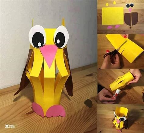 step by step crafts for easy paper craft ideas for with diy tutorials