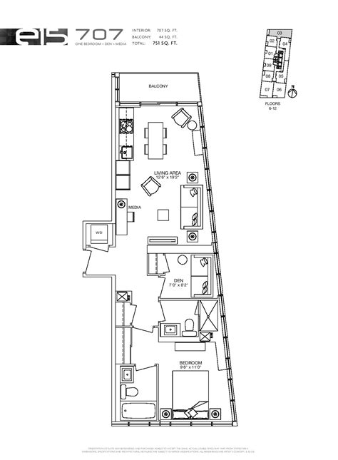 condo floor plans toronto new condo floor plans toronto on