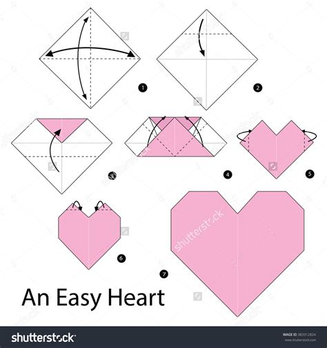 how to make a origami easy step by step origami step by step how to make origami an
