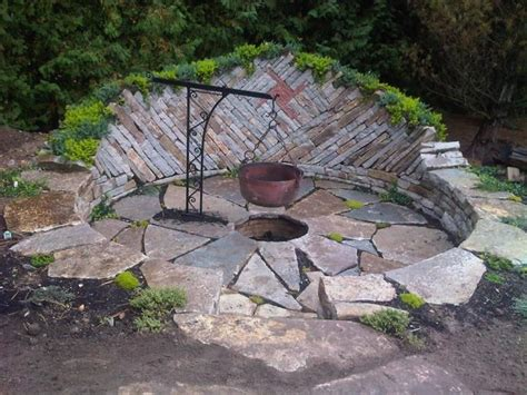 patio with pit designs patio ideas with pit