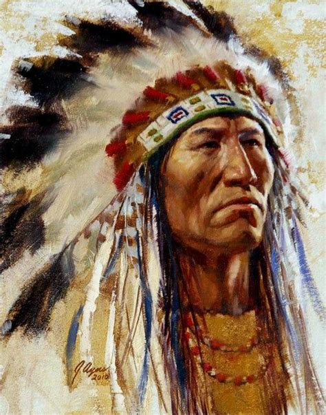 indian painting pictures american indians on americans