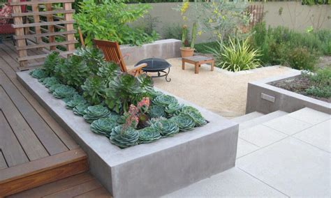 Best Tile For Small Bathroom 36 planter box ideas for small backyards and patios