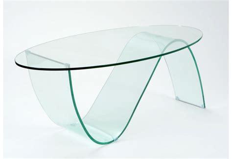 table basse verre vague moderne amadeus amadeus 19756