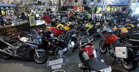 Suzuki Motorcycle Dealers Ny by Motorcycle Dealer Builds A Worldwide Reputation On Parts