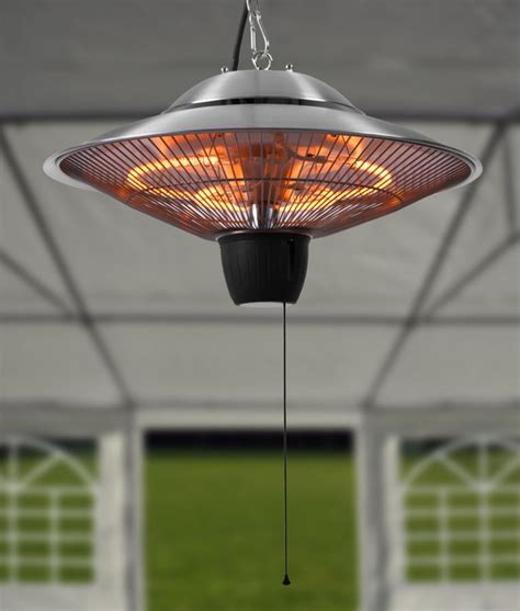 ceiling patio heaters firefly 1 5kw ceiling mounted halogen bulb electric