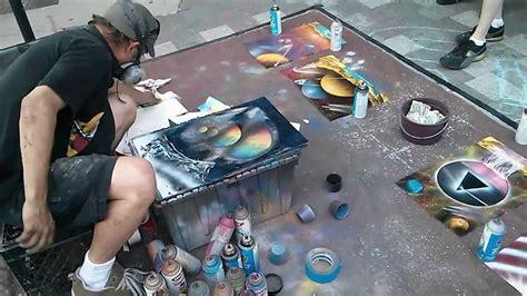 paradise spray paint by ben rabine speed spray painter absolutely amazing doovi