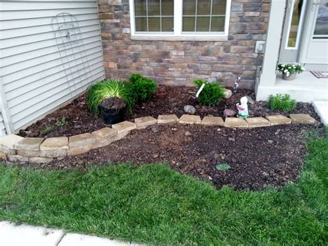 ideas for inexpensive cheap landscaping ideas for front of house greenvirals style
