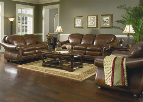 brown leather sofa decorating ideas leather decorating ideas living room modern house