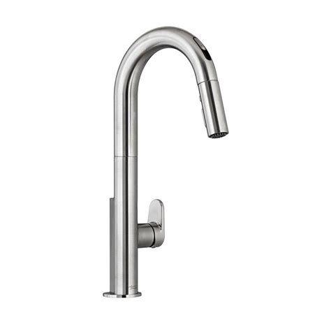 buying a kitchen faucet american standard beale single handle pull sprayer