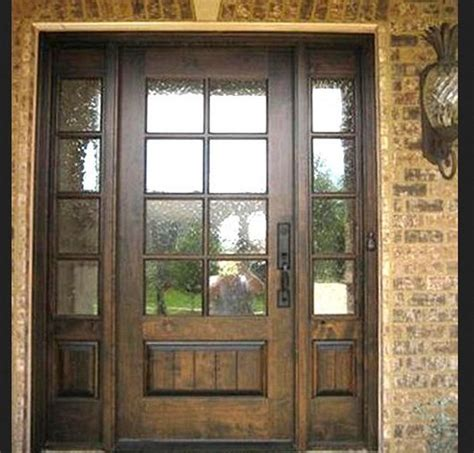 wooden doors with glass panels exterior wooden doors with glass panels interior home decor