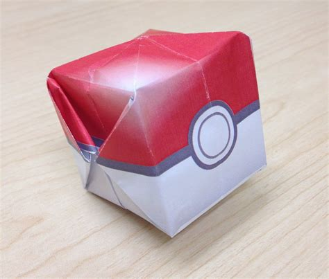origami pokeball origami templates images images