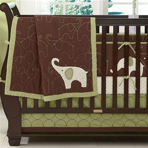 green elephant crib bedding green elephant baby crib bedding offers complete comfort