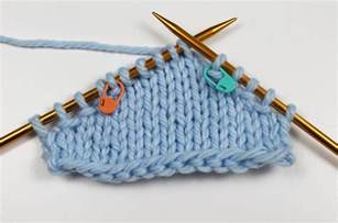 wrap stitch knitting w t in knitting how to wrap turn to knit rows