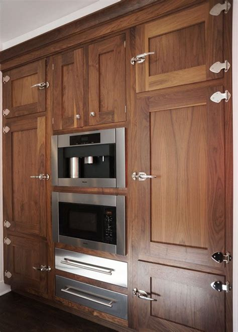walnut cabinets box latches walnut cabinets kitchen cabinet