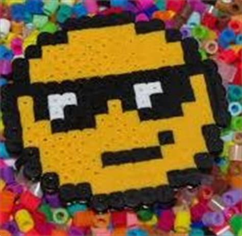 cool things to make with perler things on smileys perler and hama