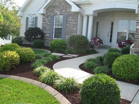 front yard gardens ideas best 25 front yards ideas on front yard